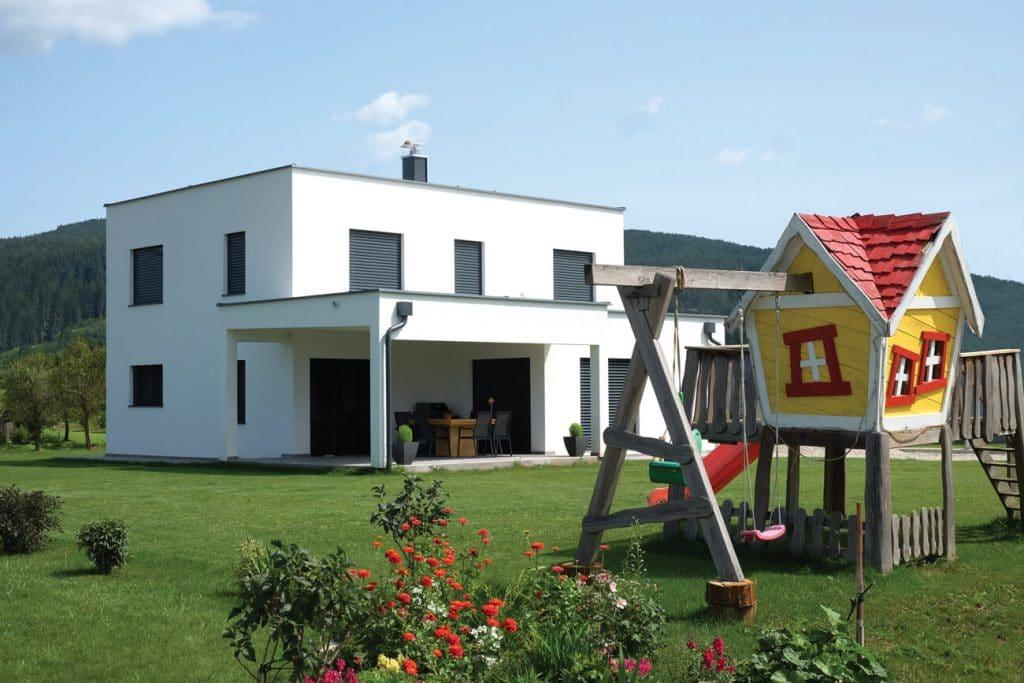 Referenz Und Typen Moderne Häuser - Lesoteka Hiše